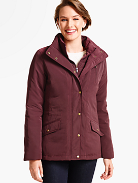 Down-Filled Parka