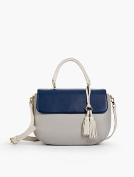 Top-Handle Satchel
