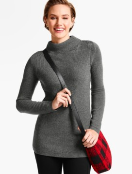 Cashmere Honeycomb Sweater