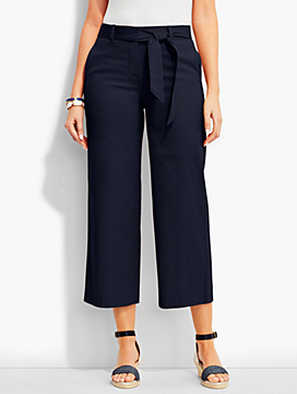 The Perfect Wide-Leg Crop