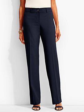 Lindsey Full-Length Trouser-Curvy Fit