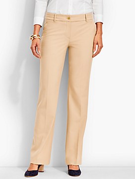 Talbots Windsor Full-Length Trouser-Lindsey Fabric