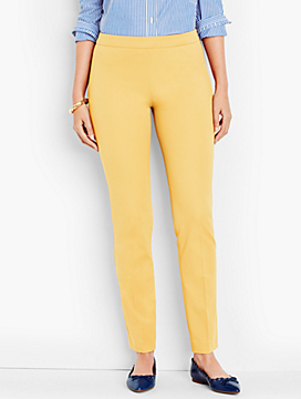 Talbots Chatham Ankle Pant-Curvy Fit