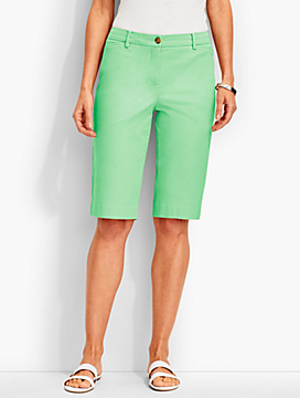 "13"" Twill Short-Fashion Colors"