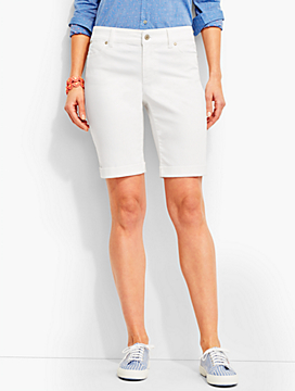 The Flawless Five-Pocket Boyfriend Short