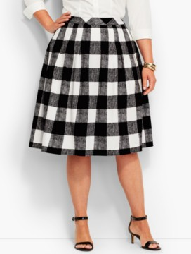 Buffalo Checks Skirt