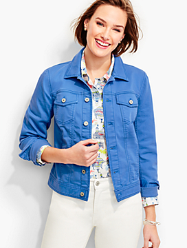 The Classic Denim Jacket