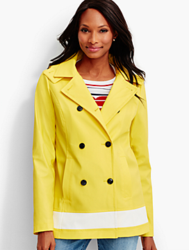 The Classic Raincoat