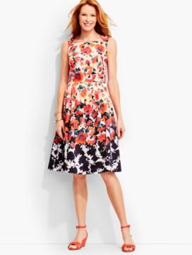 Cascading Garden Dress