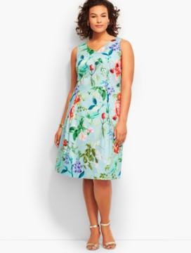 Dancing Flower Garden Dress