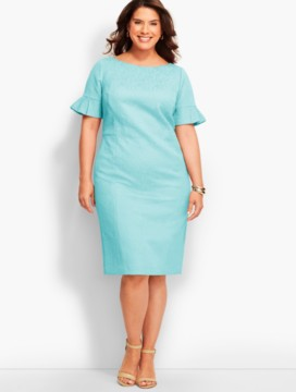 Plus Size Dresses &amp- Plus Size Dresses for Women - Talbots