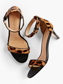 Trulli Ankle-Strap Sandals-Haircalf