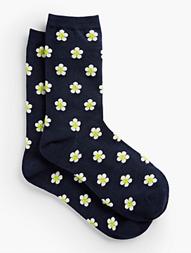 Daisy Trouser Socks