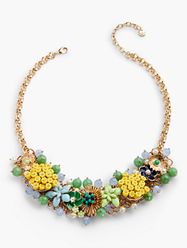 Garden Bouquet Necklace