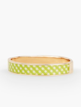 Basket-Weave Bangle