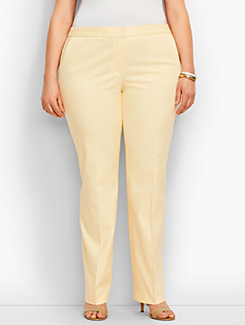 Lightweight Twill Trouser Pant-Lined
