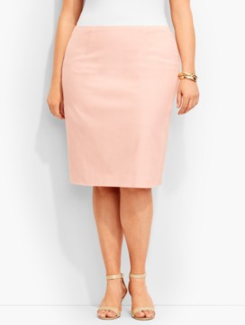 Dartmouth Herringbone Pencil Skirt