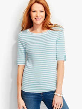 The Perfect Sweater Topper-Stripes