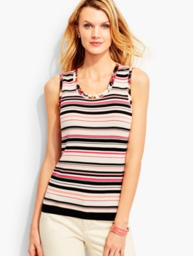Charming Shell-Mixed-Stripe