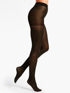 Womans Plus Opaque Hosiery
