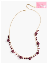 RSVP - Faceted-Bead Layering Necklace