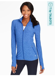 Pro Stretch Zip Jacket