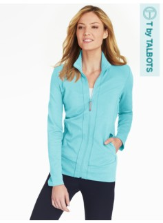 Yoga Zip Jacket