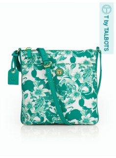 Crossbody Bag - Twilight Botanical