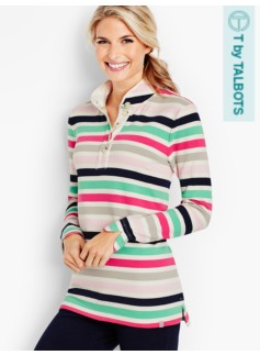 Bright Stripes Pullover