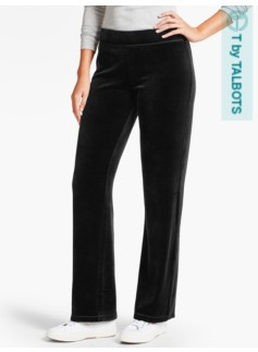 Luxe Velour Pant