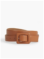 Leather Belt - Nappa Leather