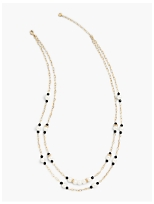 Pretty Pearl Long Necklace