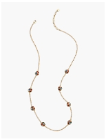 Jeweled Layering Necklace