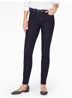 The Flawless Five-Pocket Jegging - Deep Sea