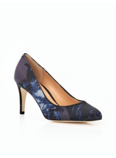 Nori Rose-Jacquard Pumps