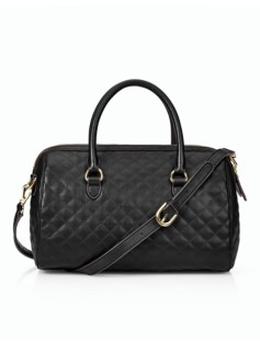 Quilted Leather Doctor Bag