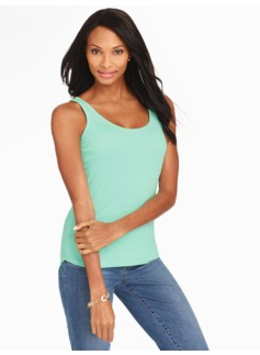 Scoop Shirttail Tank