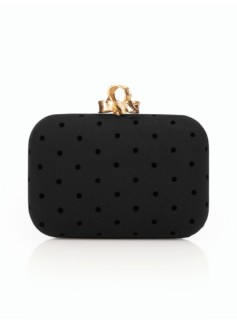 Bow Top Clutch