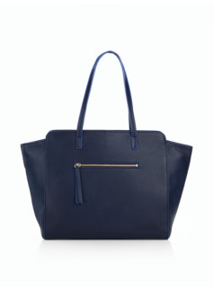 East West Leather Tote
