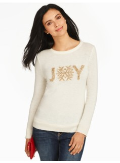 Tinsel Joy Sweater