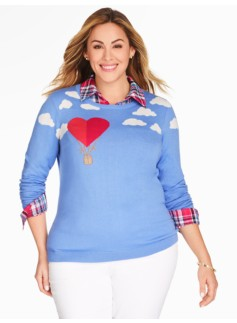 Love Balloon Sweater