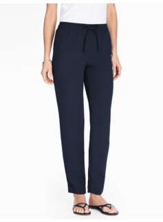 Talbots Eastport Drawstring Pant