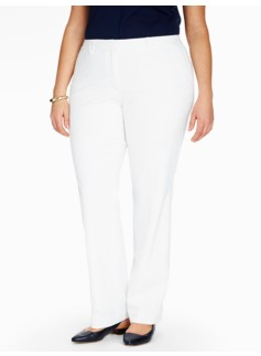 Talbots Windsor Pant - White