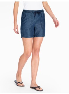 The Easy Drawstring Short - Superior Wash