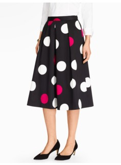 Dashing Dots Skirt