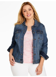The Classic Denim Jacket - Cunningham Wash