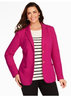 Devon Knit Blazer