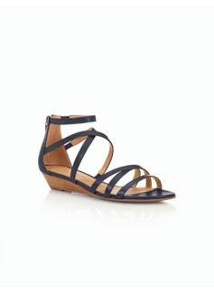 Capri Gladiator Wedge