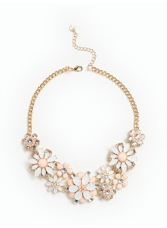 Garden Cluster Necklace