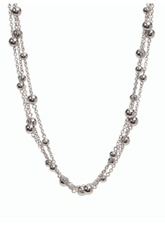 Metal Layer Necklace